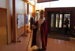 Der Nikolaus war da!!!